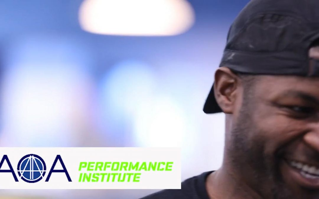 AOA Performance Institute – NFL Wide Receiver Mark Clayton Training (Mansfield, TX)