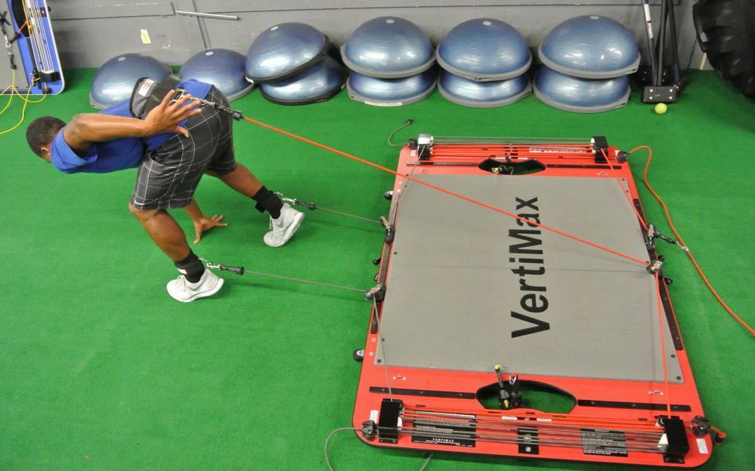 Acceleration & Quickness Training With Vertimax